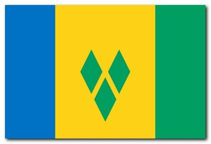 Saint Vincent sy Grenadines