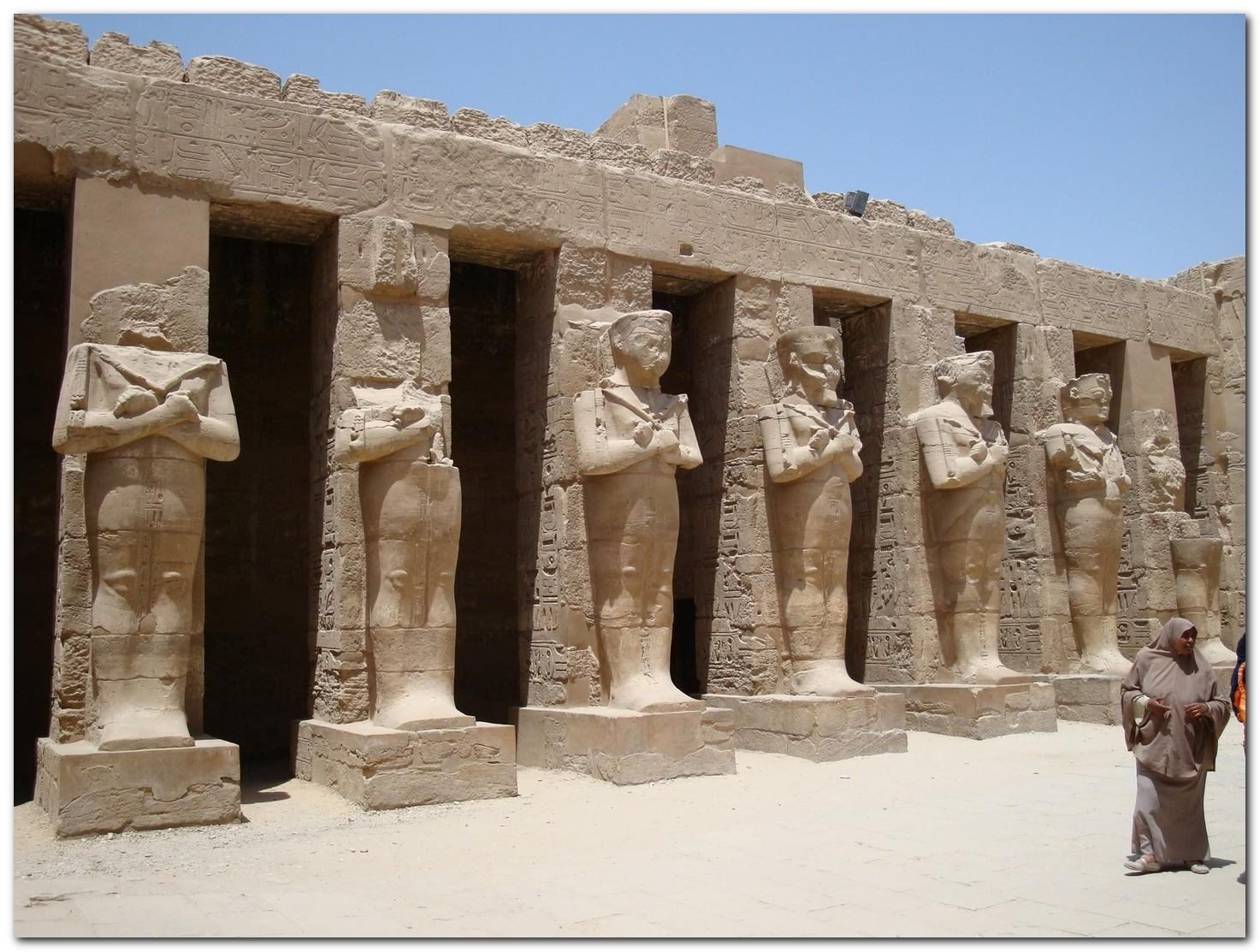 Луксорский храм (Luxor Temple)