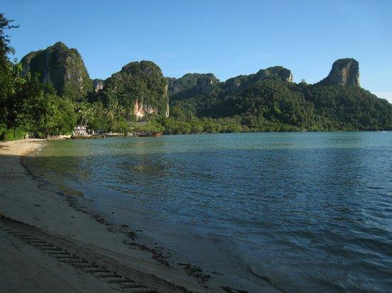 Пляж Рейли Ист (Railay East)