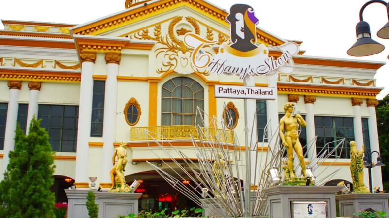 Tiffany Show Building any Pattaya