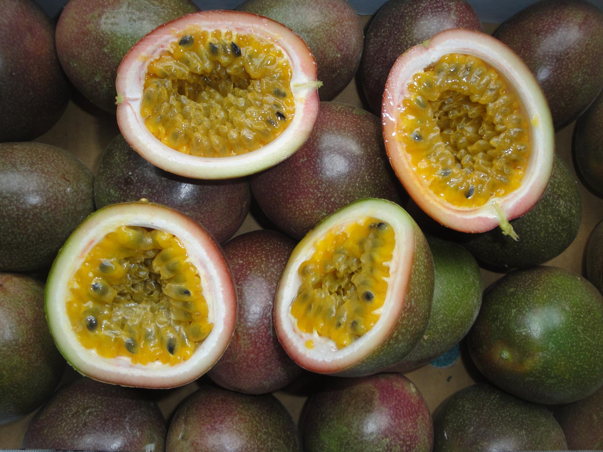 Passion fruit in Thailand
