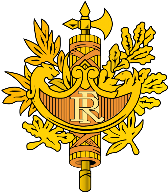 Coat of arm of France