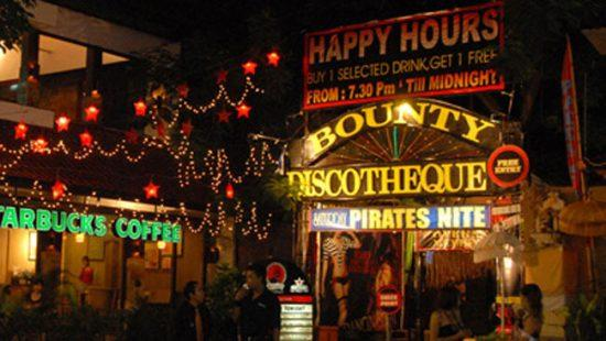 Disko Bounty Discotheque any Kuta