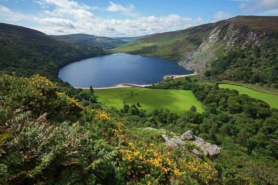 Wicklow Mountains Parke Nazionala