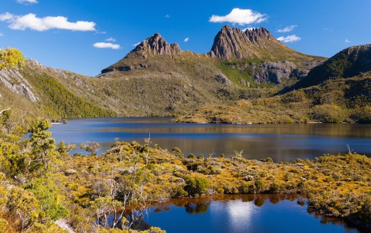 Национальный парк Крейдл-Маунтин-Лейк-Сент-Клер, (Cradle Mountain-Lake St Clair National Park)