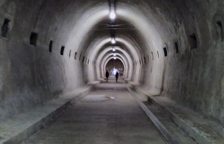 Туннель Грич (Gric Tunnel)