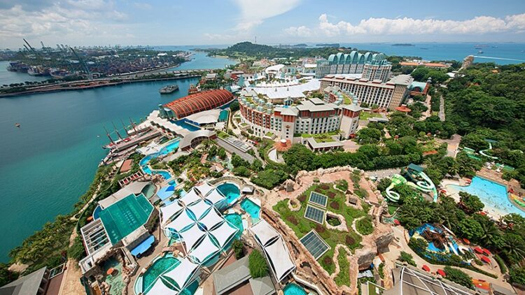 Resorts World Sentosa (Resorts World Sentosa) развлечения
