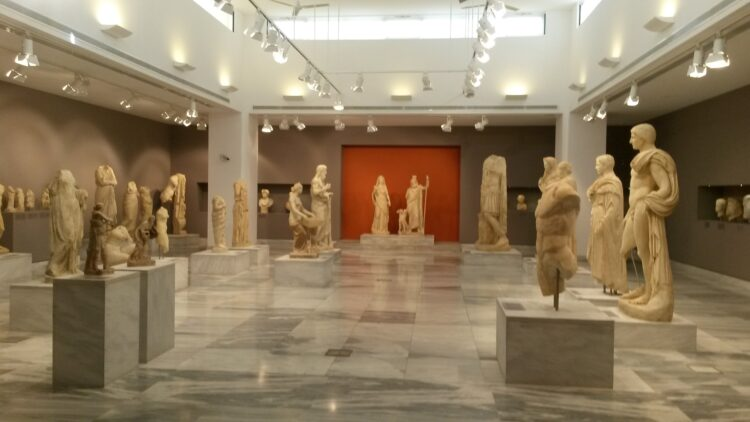 Археологический музей Ираклиона (Heraklion Archaeological Museum)