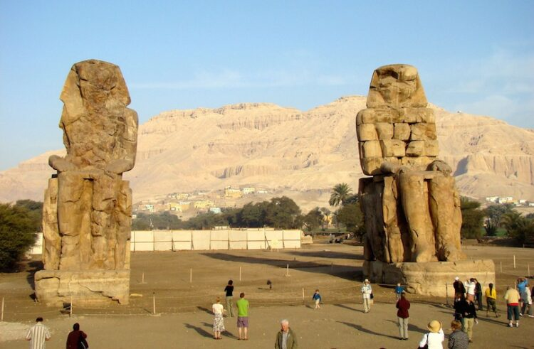Колоссы Мемнона (Colossi of Memnon)