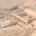 Храм Хатшепсут (Mortuary temple of Hatshepsut)