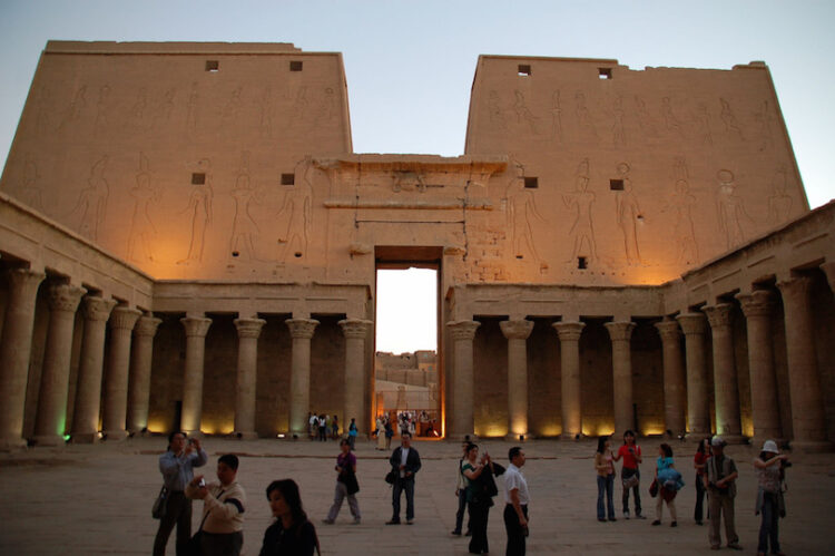 Храм Эдфу (Temple of Edfu)